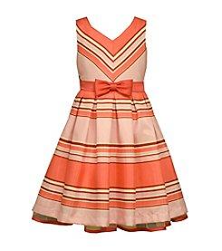 Bonnie Jean® Girls' 7-16 Sleeveless Striped Dress
