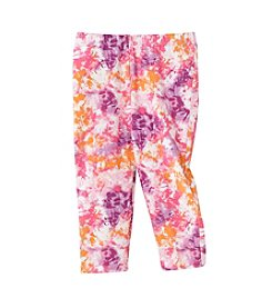Mix & Match Girls' 4-6X Tiedye Capri Leggings