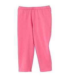 Mix & Match Girls' 4-6X Solid Capri Leggings