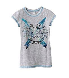 Beautees Girls' 7-16 Short Sleeve
