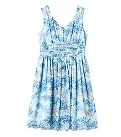 Speechless® Girls' 7-16 Floral Print Chiffron Dress