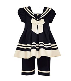 Bonnie Jean® Baby Girls' Nautical Outfit Set