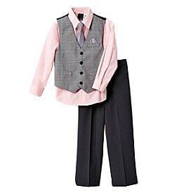 Van Heusen® Boys' 2T-7 3-Piece Vest Set
