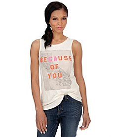 Lucky Brand® Graphic Tank