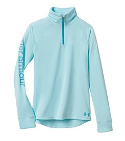 Under Armour® Girls' 7-16 Tech Quarter Zip Pullover