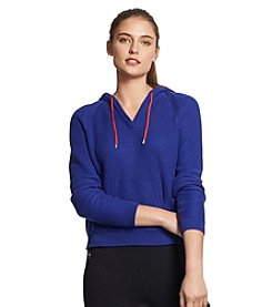 Lauren Active® Hooded Cotton Pullover