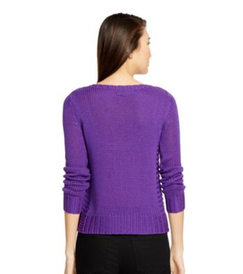 Lauren Ralph Lauren? Bateau-Neck Sweater