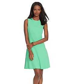 Lauren Ralph Lauren® Crepe A-Line Dress