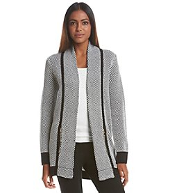 Ivanka Trump® Shawl Collar Cardigan