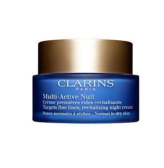Clarins Multi-Active Night Youth Recovery Comfort Cream for