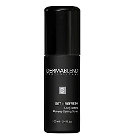Dermablend® Set + Refresh Long Lasting Makeup Setting Spray
