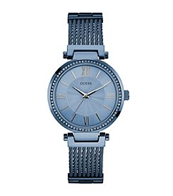 Guess Women's Soho Sky Dress Watch