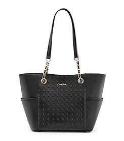 Calvin Klein Large Novelty Tote
