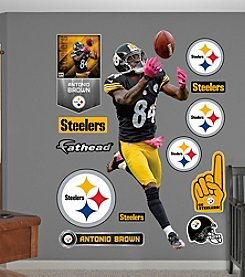 NFL® Pittsburgh Steelers Antonio Brown by Fathead®