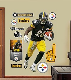 NFL® Pittsburgh Steelers Le'Veon Bell by Fathead®