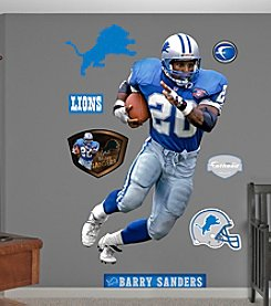 NFL® Detroit Lions Barry Sanders - Record Breaker by Fathead®