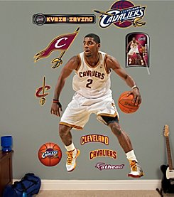 Fathead® NBA® Cleveland Cavaliers Kyrie Irving Wall Decals