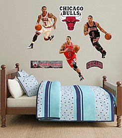 NBA® Chicago Bulls Derrick Rose Hero Pack by Fathead®