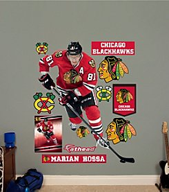 NHL® Chicago Blackhawks Marian Hossa - No. 87 by Fathead®