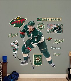 NHL® Minnesota Wild Zach Parise - No. 11 by Fathead®