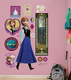 Disney™ Frozen Anna Wall Decals by Fathead®
