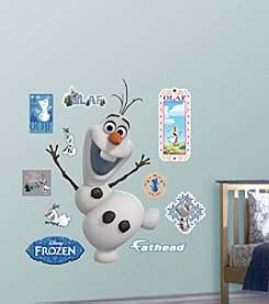 Disney™ Frozen Olaf Wall Decals by Fathead®