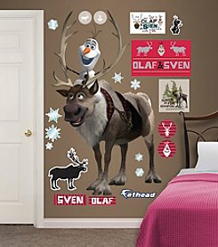 Disney™ Frozen Sven and Olaf Wall Decals by Fathead®