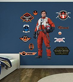 Star Wars™: The Force Awakens Poe Dameron Wall Decals by Fathead®