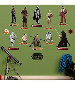 Star Wars™: The Force Awakens Wall Decals Collection by Fathead®