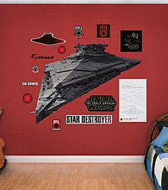 Star Wars™ The Force Awakens Star Destroyer Finalizer by Fathead®