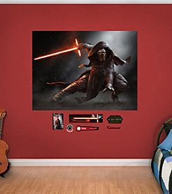 Star Wars™: The Force Awakens Kylo Ren Mural by Fathead®