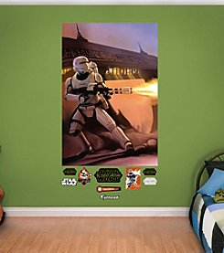 Star Wars™: The Force Awakens Flametrooper Mural by Fathead®