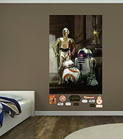 Star Wars™: The Force Awakens Droids Mural by Fathead®
