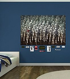 Star Wars™: The Force Awakens Stormtrooper Army Mural by Fathead®