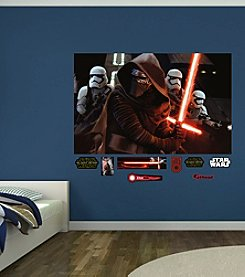 Star Wars™: The Force Awakens Kylo Ren Siege Mural by Fathead®
