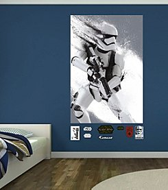 Star Wars™: The Force Awakens Stormtrooper Blast Mural Fathead®