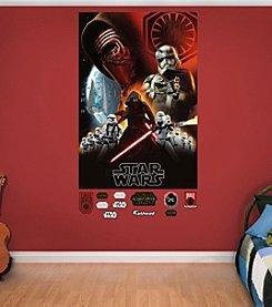 Star Wars™: The Force Awakens Dark Side Mural by Fathead®