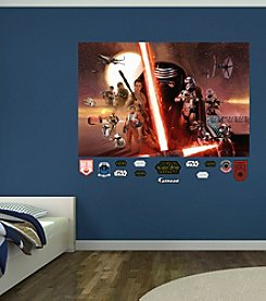 Star Wars™: The Force Awakens Wall Decal Mural by Fathead®
