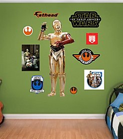 Star Wars™: The Force Awakens C-3PO by Fathead®