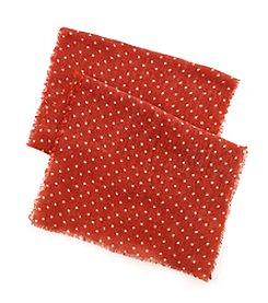 Lauren Ralph Lauren® Pauline Polka Dot Wrap