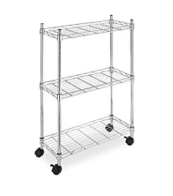 Whitmor® Supreme 3-Tier Laundry Cart