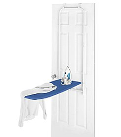 Whitmor® Over-The-Door Ironing Board