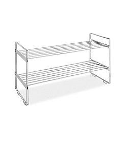 Whitmor® 2-Tier Stackable Closet Shelves