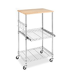 Whitmor® Supreme Microwave Cart