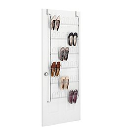 Whitmor® 18-pr. Over-The-Door Shoe Rack