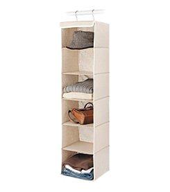 Whitmor® Linen Hanging Accessory Shelves