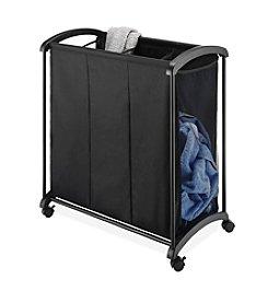 Whitmor® 3 Section Laundry Sorter