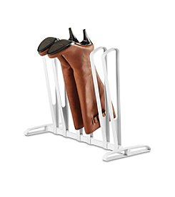 Whitmor® White 3-pr. Boot Rack