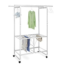 Whitmor® Aluminum Laundry Station