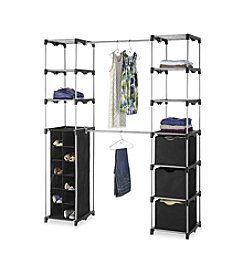 Whitmor Double Rod Organizer